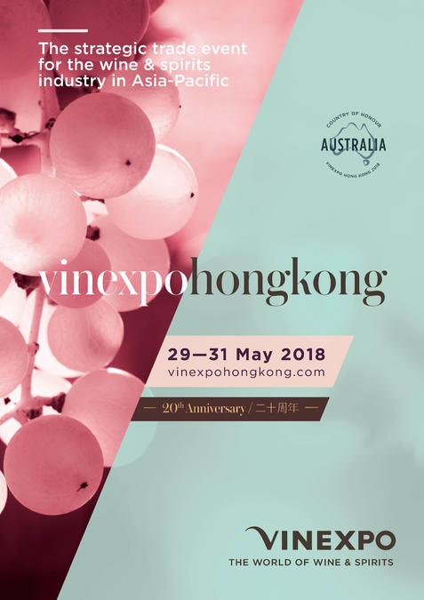 VINEXPO HONG KONG 2018