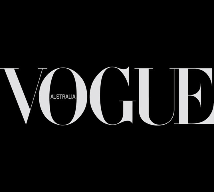 AEGERTER IN VOGUE AUSTRALIA